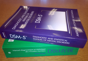 DSM 5 Changes, How the DSM 5 compares to the DSM IV, Books