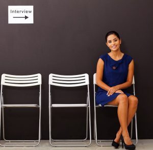 Tips for Social Work Interview Questions, Sitting woman