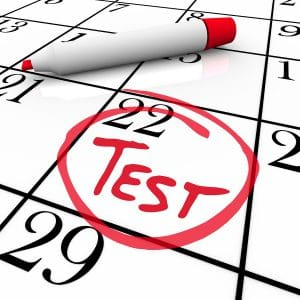 Managing Test Anxiety, When Anxiety Helps, Test