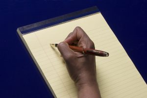 Combatting Test Anxiety with Self-Compassion, Writing