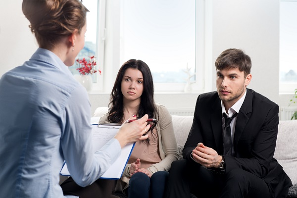 Social Worker Couples Session